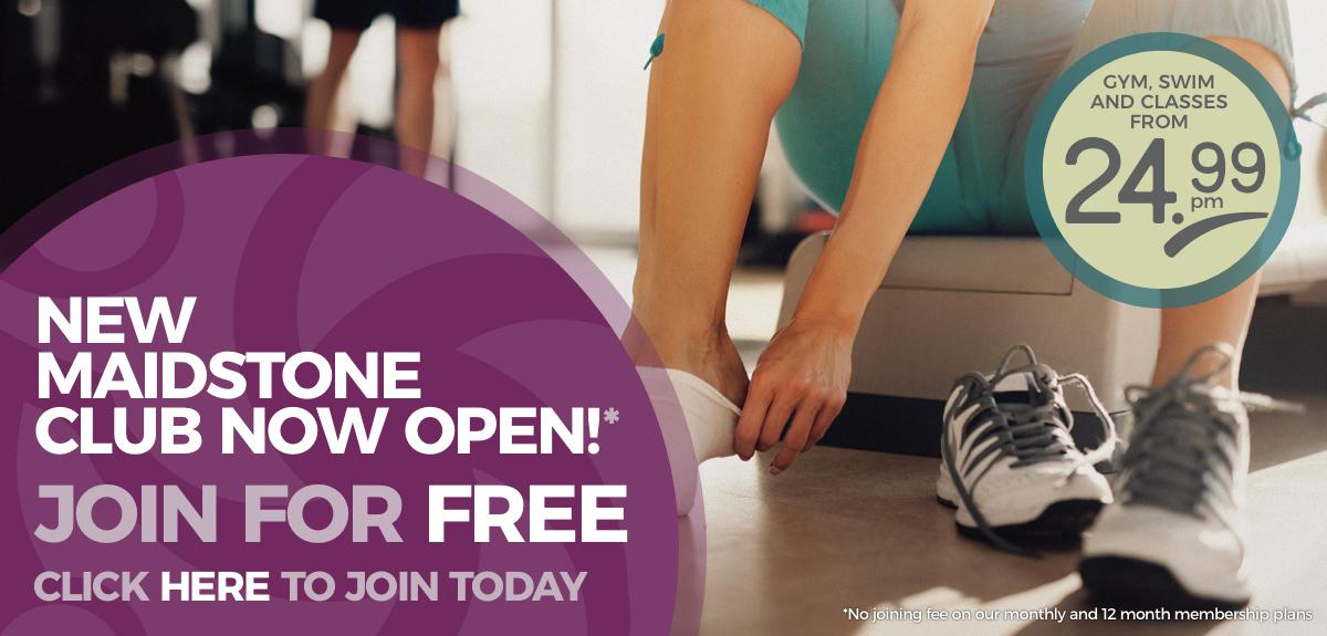 Join Welcome Gym Today