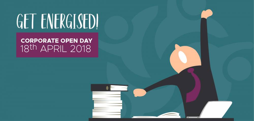 Corporate Open Day 18th April 2018