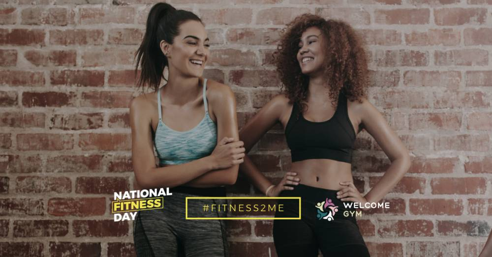 What's On At  Your Club - National Fitness Day With Welcome Gym!