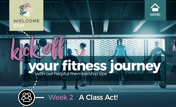 Give Group Fitness A Go