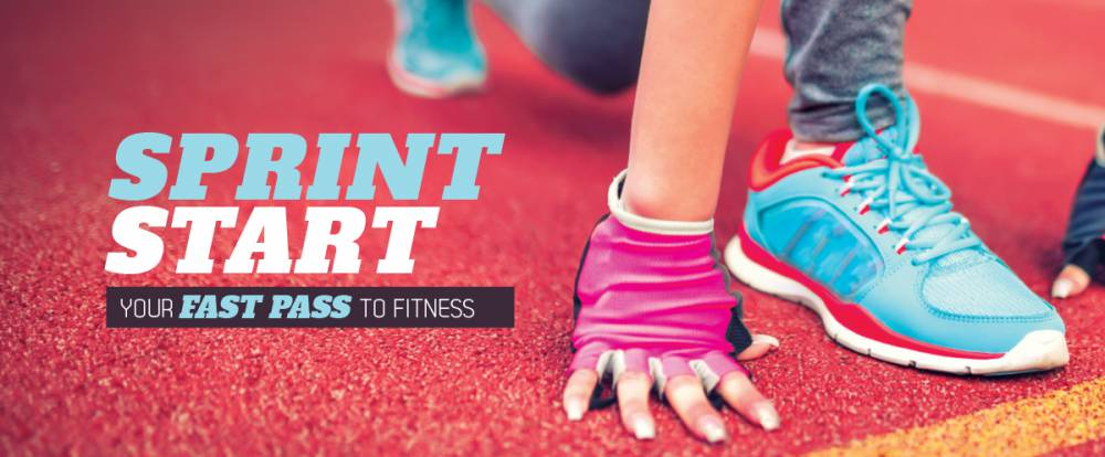 On Your Marks For Our New Summer Sprint Start Membership!