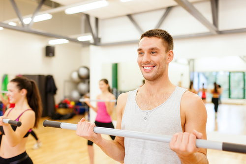"Popular Myth 3 : Fitness Classes Are Not Just ""Girls Allowed"""