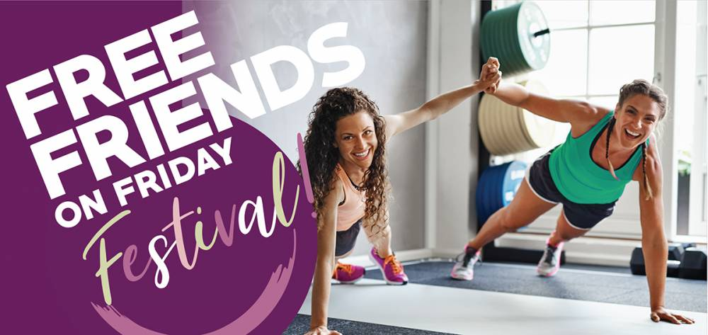 Free Friends On Fridays Festival