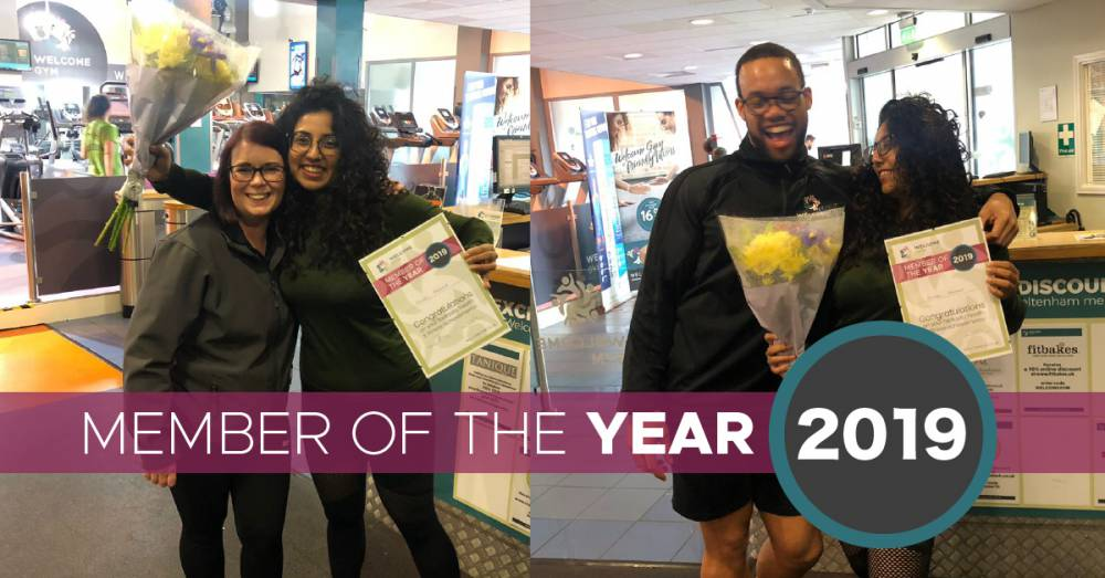 Mishael Aklekar Crowned Welcome Gym Member Of The Year 2019