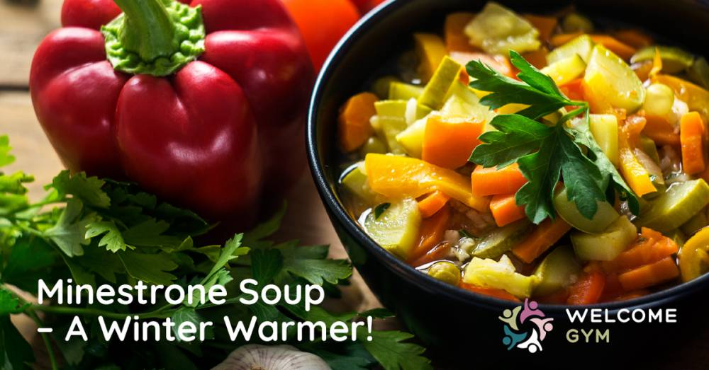 Minestrone - A Healthy Winter Warmer