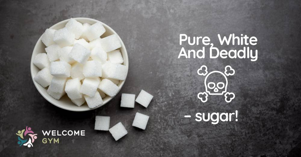 Not all Sweetness And Light! - The Impact Of Sugar On Our Health