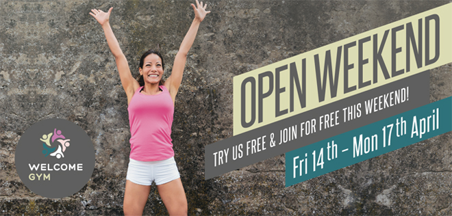 What Is On Offer At Welcome Gym High Wycombe - Our Open Weekend Rundown!