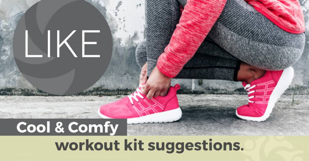 Cool, Comfy And Not Too Pricey - Where To Find Great Workout Kit