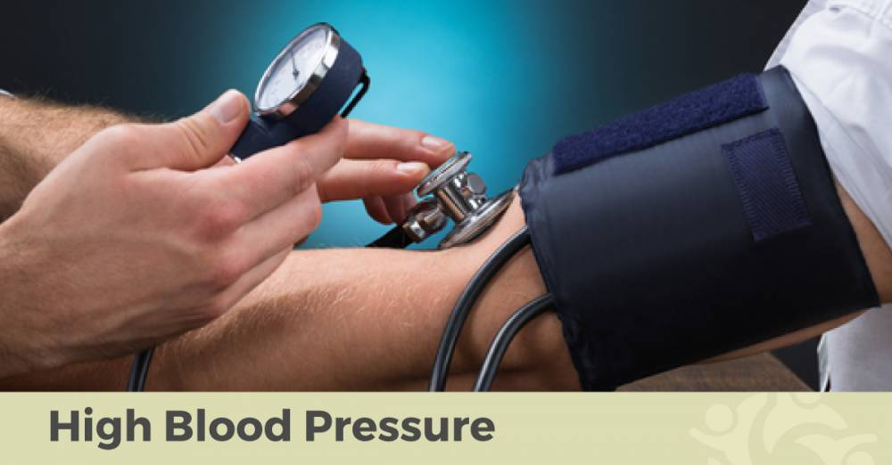 High Blood Pressure  - How Can Exercise Help?