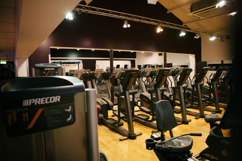 Maidstone Welcome Gym Cardio Machines